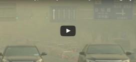 Peking erstickt im Smog: Auch aufgrund immer mehr Autos