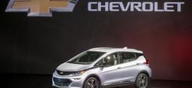 Produktion ab Ende 2016: Chevrolet Bolt Elektroauto mit 320 km Reichweite