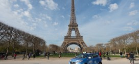 hype: Taxi-Flotte mit Brennstoffzellenautos wie dem Hyundai ix35 für Paris