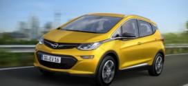 Ampera-e: Opel kündigt erschwingliches Elektroauto mit hoher Reichweite an