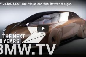 BMW Vision Next 100 – Das Auto der Zukunft