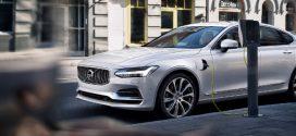 Volvo plant Verkauf von einer Million Hybrid- und Elektroautos bis 2025