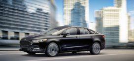 Neuer Ford Fusion Energi mit Plug-In Hybridantrieb und 980 km Reichweite