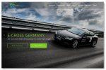 e-cross GERMANY Webseite