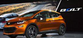 GM CEO Mary Barra spricht über den Chevrolet Bolt