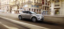 Ab 4. Okt. bestellbar: Der Toyota C-HR Hybrid zu Preisen ab 27.390 Euro