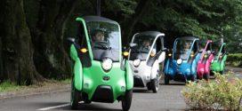 Open Road Project mit Toyota i-Road Elektrofahrzeugen geht in die zweite Runde