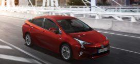 Toyota wächst bei Gewerbekunden dank Hybiden deutlich
