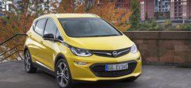 Opel Ampera-e – Elektroauto mit großer Reichweite