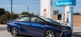 Toyota und Shell sorgen für eine Ausweitung der Wasserstoff-Tankstellen in Kalifornien
