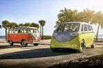 Volkswagen T1 und VW ID Buzz