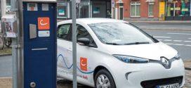 Elektroautos ab sofort bei cambio CarSharing in Bremen mietbar