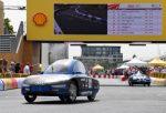 Shell Eco-marathon - Team TUfast München