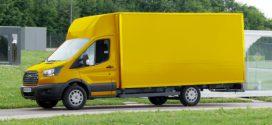 Deutsche Post und Ford bauen gemeinsam einen E-Transporter