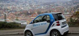 E-Mobilität beim Carsharing erfolgreich: 10 Prozent elektrische Fahrten bei car2go