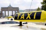 Hybrid-Taxis in Berlin