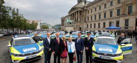 Polizei Niedersachsen setzt auf den VW Passat GTE Plug-In Hybrid