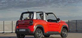 Citroën E-Mehari: Rein elektrisch angetriebenes Cabrio