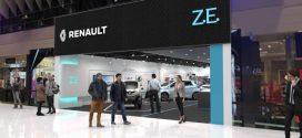 Concept Store für Renault Elektrofahrzeuge öffnet in Stockholm