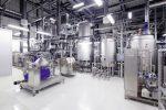 Testanlage zur Herstellung von künstlichen Kraftstoffen