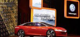 Vision von Komfort und Sicherheit: VW präsentiert Fahrzeugstudie I.D. VIZZION in Genf
