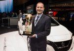 2018 Nissan LEAF zum World Green Car of the Year 2018 gewählt