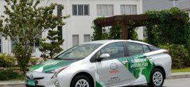 Toyota Hybrid FFV: Ein Prius, der auch mit Ethanol fahren kann