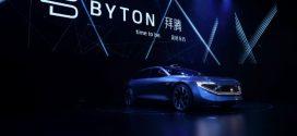 BYTON K-Byte Concept feiert Weltpremiere