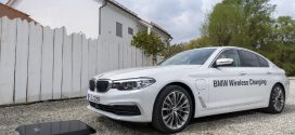 BMW 530e iPerformance jetzt mit Wireless Charging Option bestellbar