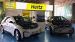 Hertz Mallorca - BMW i3 Elektroautos