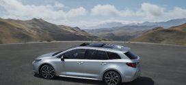 Toyota Corolla Touring Sports kommt 2019 mit zwei verschiedenen Hybridantrieben