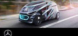 Mercedes-Benz Vision URBANETIC: Konzept für eine andere Art der Mobilität