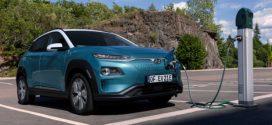 Hyundai KONA Elektro – Elektrisches SUV mit bis zu 482 km Reichweite