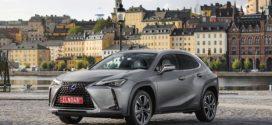 Lexus UX 250h: Das besonders aerodynamische und effiziente SUV