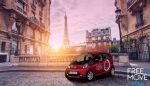 Free2Move - Elektroauto-Carsharing in Paris