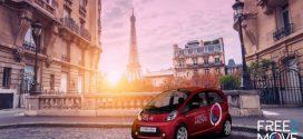 Carsharing-Anbieter Free2Move startet mit 550 Elektroautos in Paris