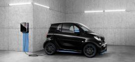 Smart wird in Europa ab 2020 nur noch Elektroautos verkaufen