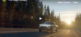 Präsentation des Rivian R1T und R1S – Elektro-Pick-Up und SUV