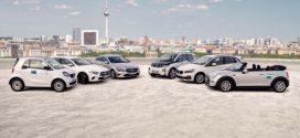 car2go und DriveNow bündeln Kräfte: SHARE NOW wird größter Anbieter für free-floating Carsharing