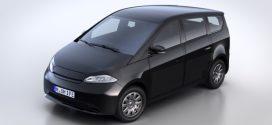 Serien-Design des Sion Elektroautos mit Solarzellen von Sono Motors