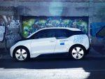 SHARE NOW - BMW i3 Elektroauto