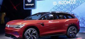 VW ID. ROOMZZ feiert in Schanghai seine Weltpremiere
