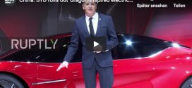 BYD E-SEED GT: Elektrischer Sportwagen mit Flügeltüren