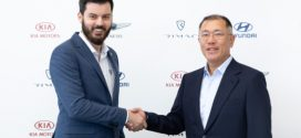 Hyundai und Kia Motors investieren in den E-Auto Hersteller Rimac Automobili
