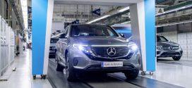 Eine neue Ära beginnt: Verkaufsstart des Mercedes-Benz EQC