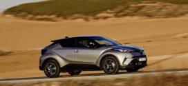 Deutschlands meistverkaufter Hybrid in den ersten 4 Monaten war der Toyota C-HR