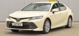 Viele Hybridmodelle unter den Besten bei der Wahl zum Taxi des Jahres 2019