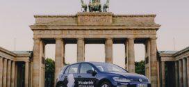 WeShare: Volkswagen Carsharing mit 1500 e-Golf in Berlin gestartet