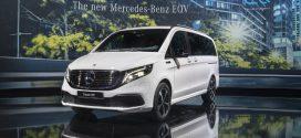Mercedes-Benz EQV: Präsentation des neuen Elektro-Van