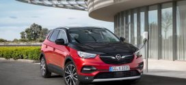 Opel Grandland X Hybrid wird ab 2020 in Eisenach gebaut